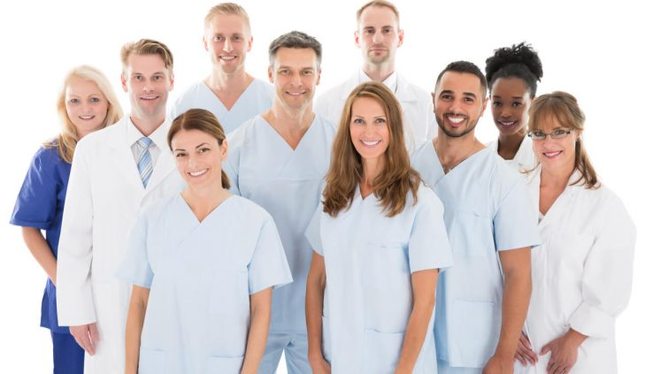 group of board certified dentists