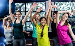 mood boosting by dancing